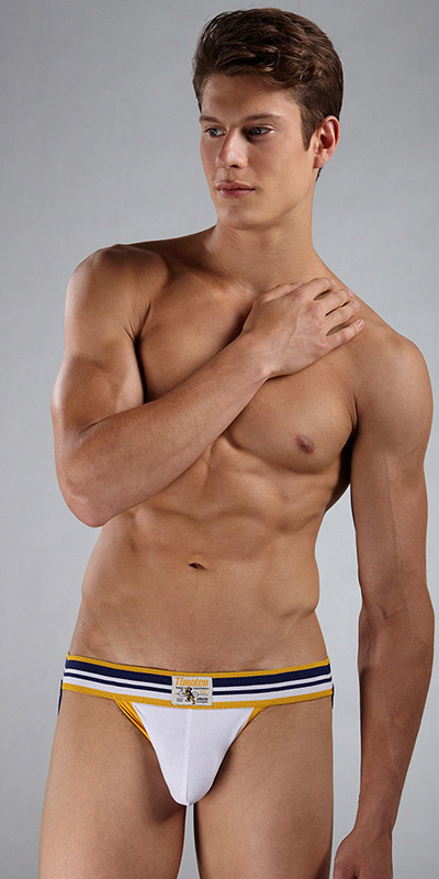 Timoteo Rugby Trainer Jock Strap