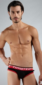 Timoteo Sport Super Low Cut Brief