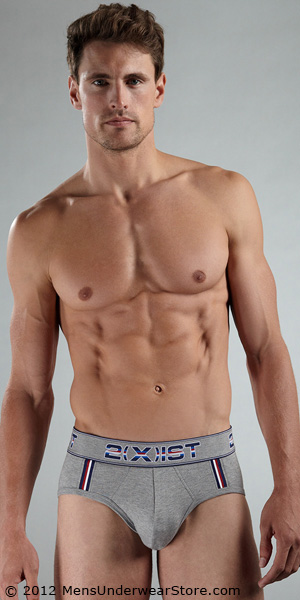 2XIST Athletic Contour Pouch Brief