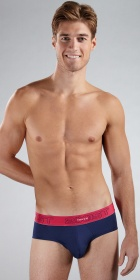 2XIST Touch Ultra Cont Pouch Brief