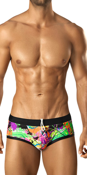 Vuthy Splash Swim Brief
