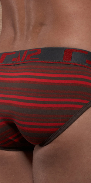 C-IN2 Stripe Sport Brief
