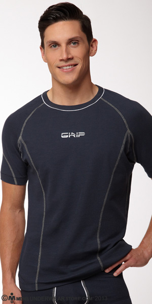 C-IN2 Grip Short Sleeve Crew Neck Shirt