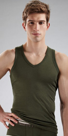 C-IN2 Zen Strong Arm V Neck Tank