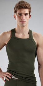 C-IN2 Zen Square Cut Tank Top