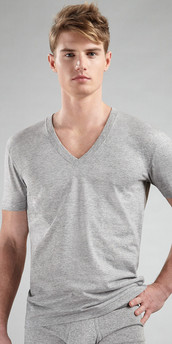 C-IN2 Core V-Neck T-Shirt