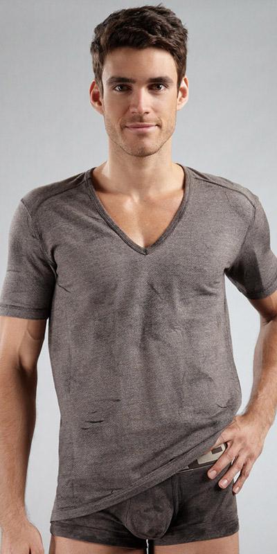 C-IN2 Filthy V-Neck Shirt
