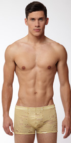 Male Power Jewels Pouch Short