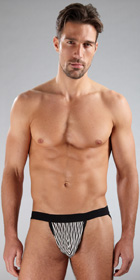 Male Power Wave Sport Jock Strap