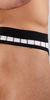Male Power Batter Up Panel Thong