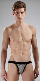 Male Power Wave Mustang Bikini
