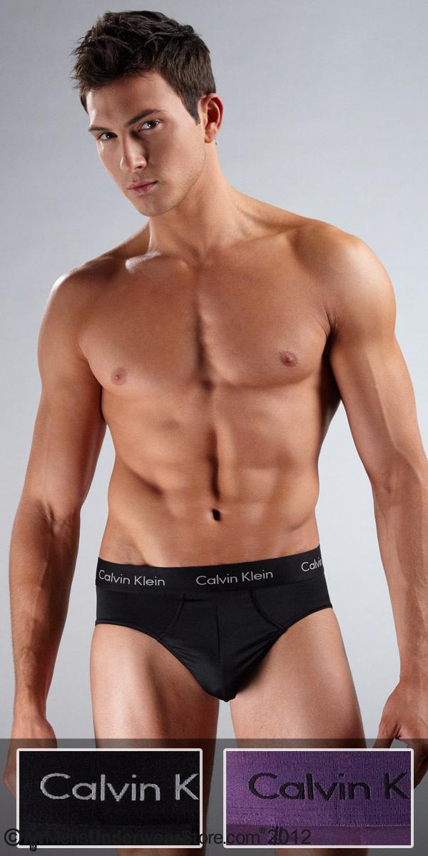 Calvin Klein Micro Stretch 2-Pack Hip Brief