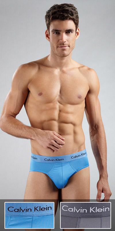 Calvin Klein Micro Stetch 2-Pack Hip Brief