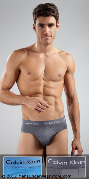 Calvin Klein Micro Stetch 2-Pack Hip Brief