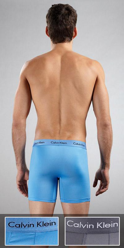 Calvin Klein Micro Stretch 2-Pack Boxer Brief