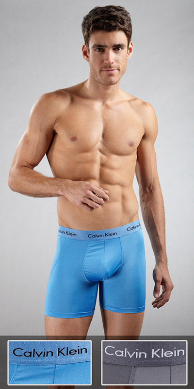 Calvin Klein Micro Stretch 2-Pack Boxer Brief