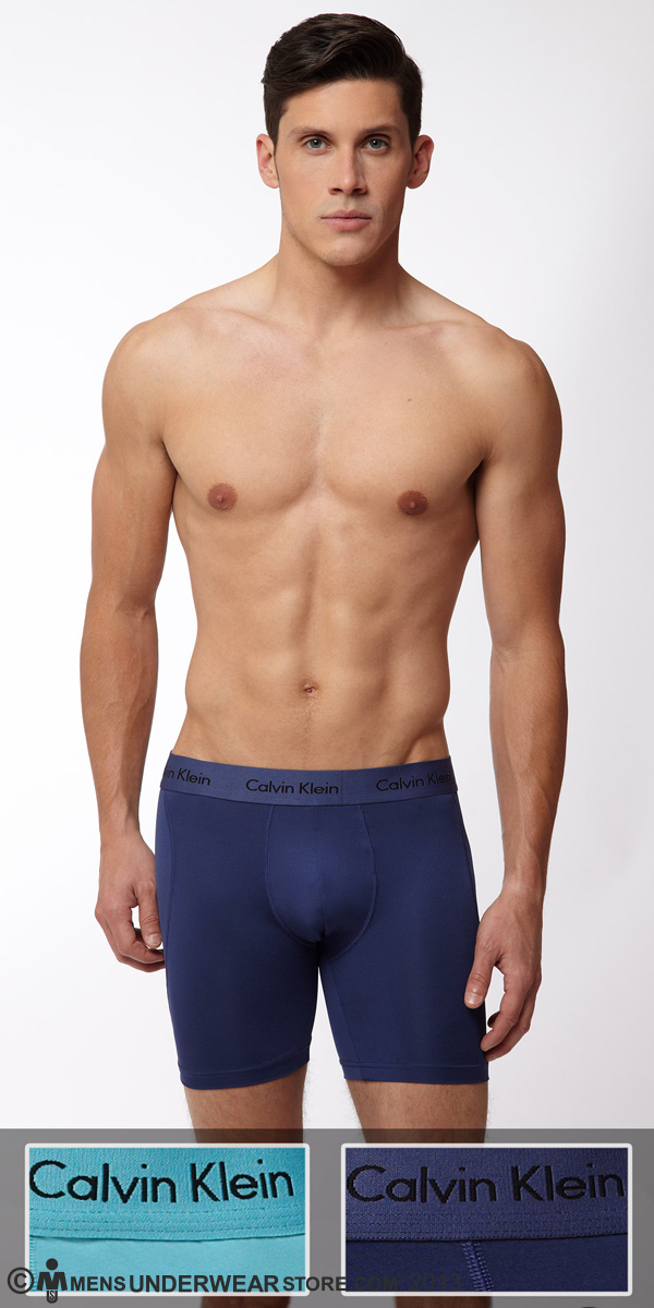 Calvin Klein Micro Stretch 2-Pack Boxer Briefs
