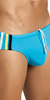 Clever Lines Swimsuit Brief