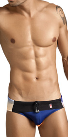 Clever Dock Swimsuit Brief