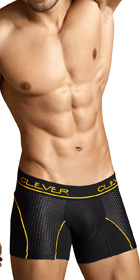 Clever Cotton Mesh Boxer