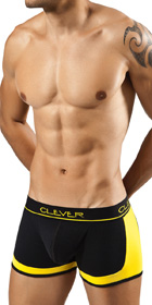 Clever Sporty Square Boxer