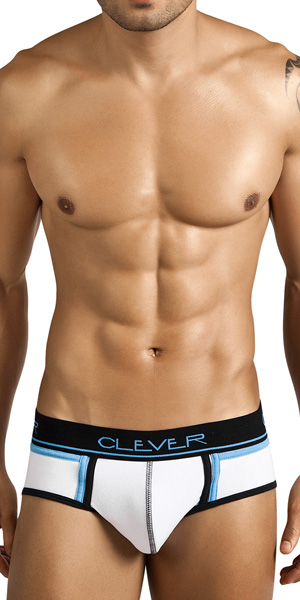 Clever Full Line Piping Brief