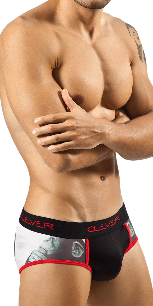Clever Doubt Monkey Brief