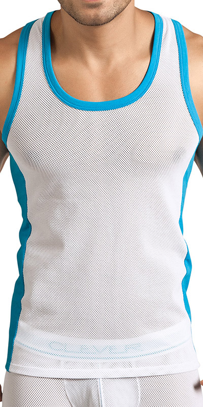 Clever Sport Mesh Tank Top