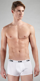 Cover Male Boxer Trunk 3-Pack