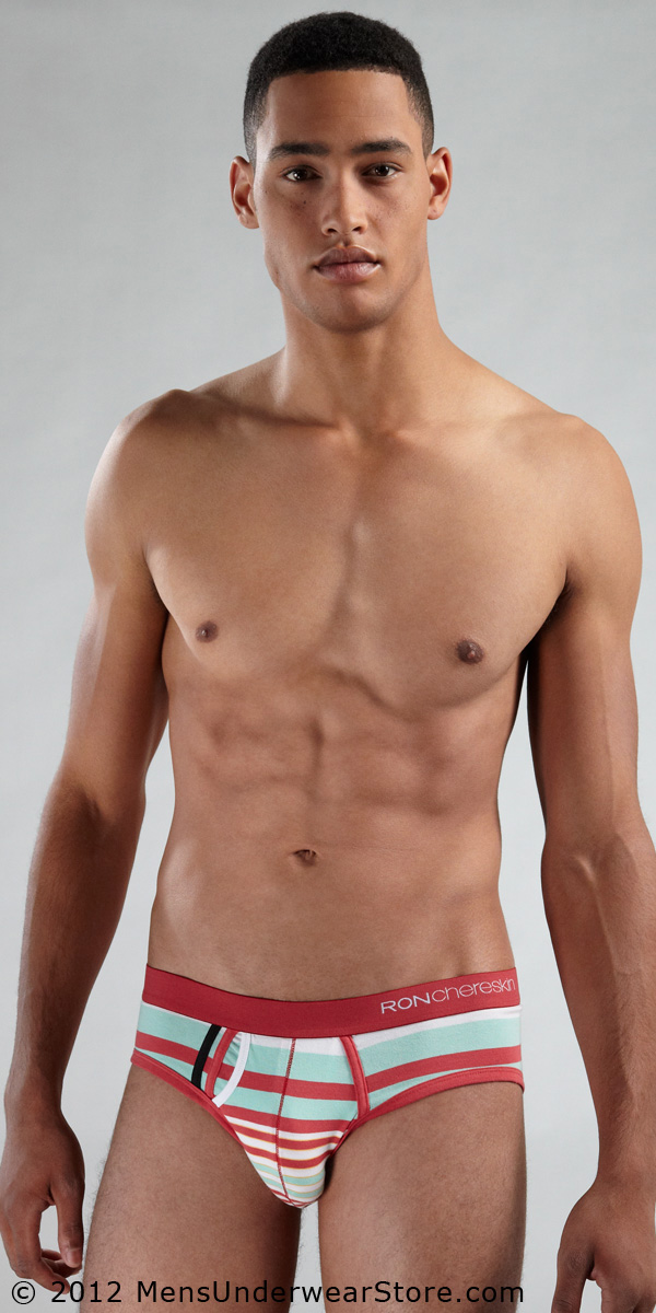Ron Chereskin Retro Fly Front Brief