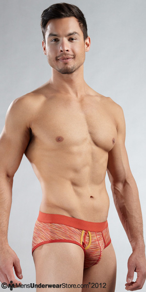 Ron Chereskin Dyed In Space Fly Front Brief