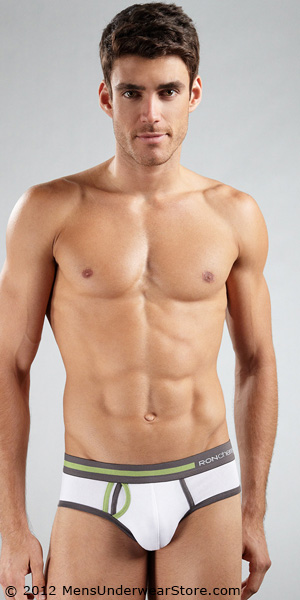 Ron Chereskin Match Point Fly Front Brief