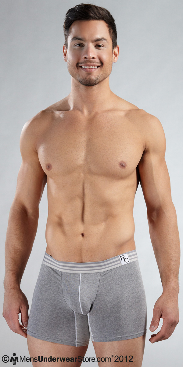 Ron Chereskin Heather Boxer Brief