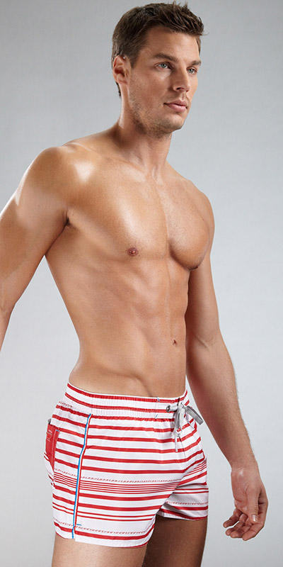 Diesel Coralrif Volley Shorts