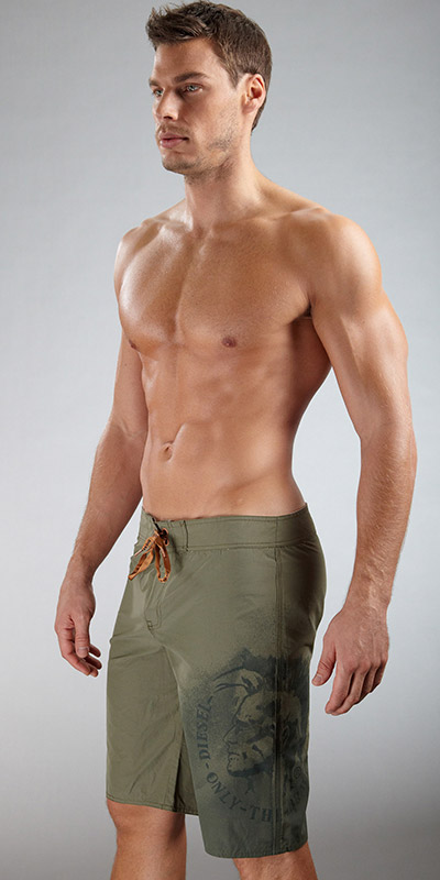 Diesel Deck Board Shorts