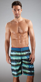 Diesel Deck Shorts