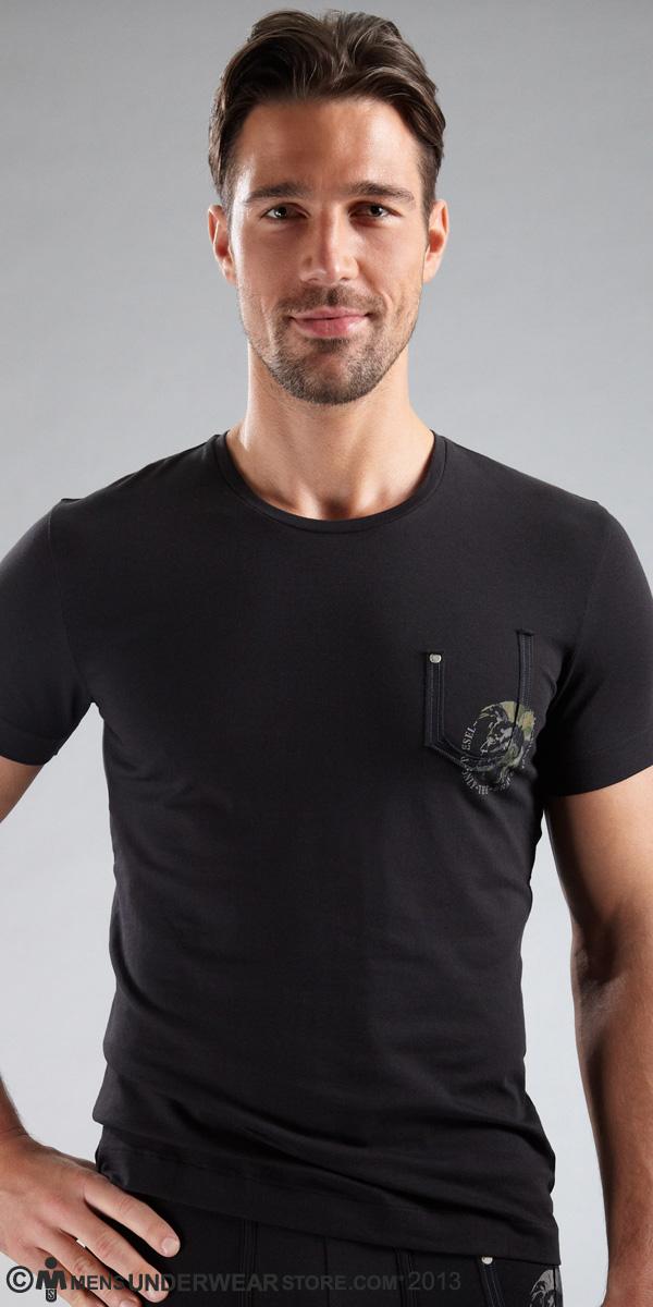 Diesel Camo Randal T-shirt
