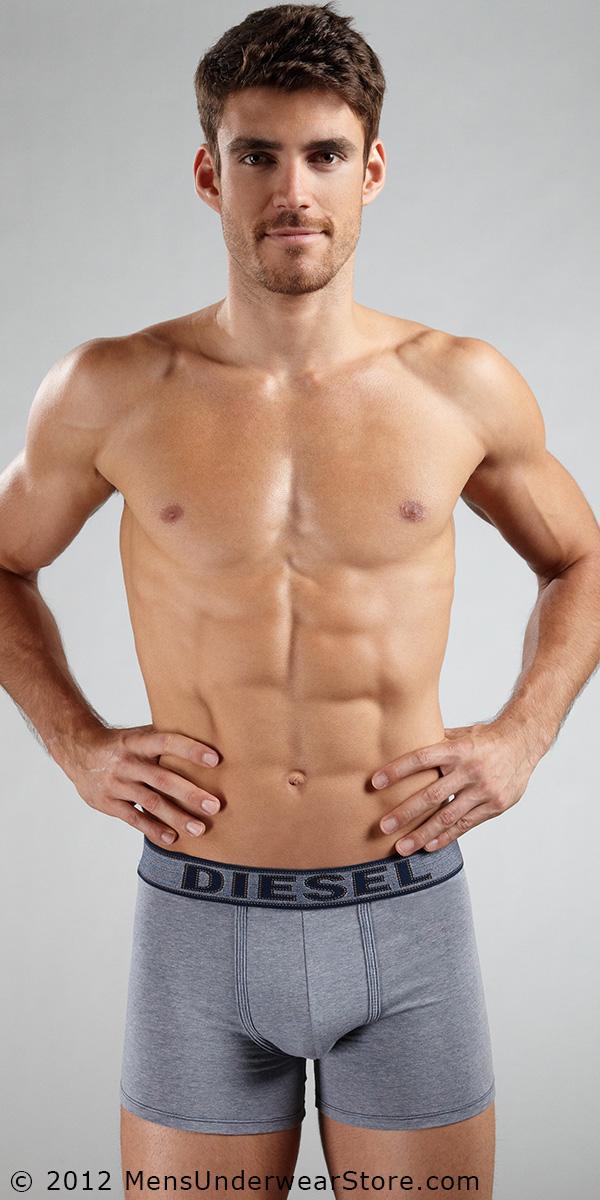 Diesel Under Denim Sebastian Boxer Briefs