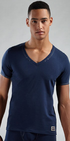 Diesel Vintage Jesse Short Sleeve V-Neck