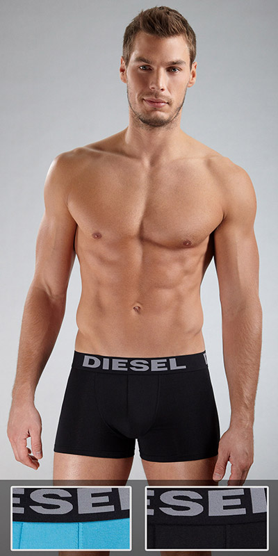 Diesel Kory Two Pack Trunk