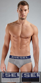 Diesel Andre Two Pack Brief