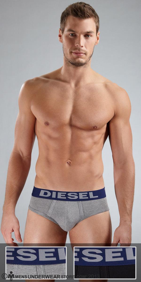 Diesel Andre Two Pack Brief