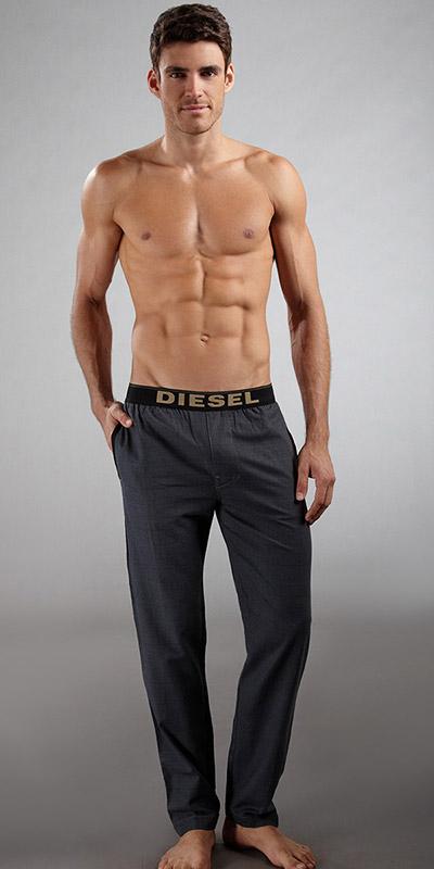 Diesel Flannel Derik Pant