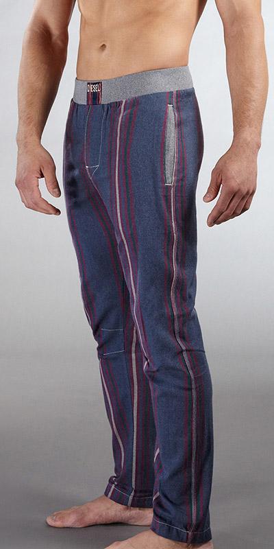 Diesel Flannel Workyboy Pant