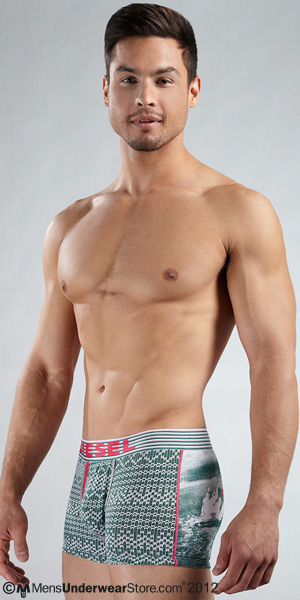 Diesel Seasonal Darius Trunk