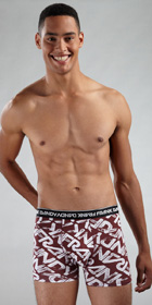 Frank Dandy Logo 45 Boxer Brief