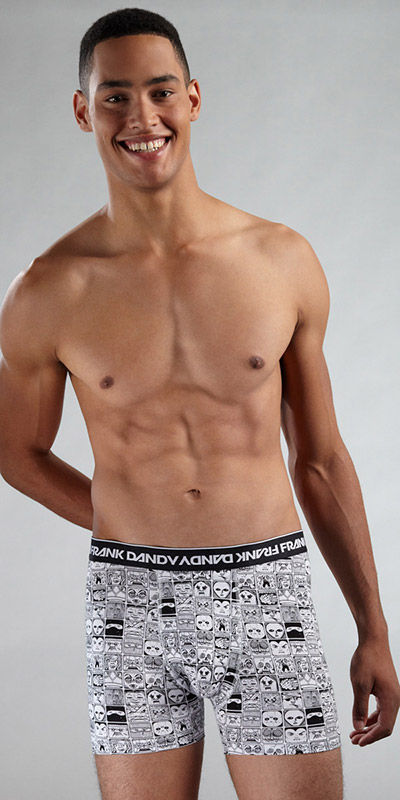 Frank Dandy Monster Boxer Brief