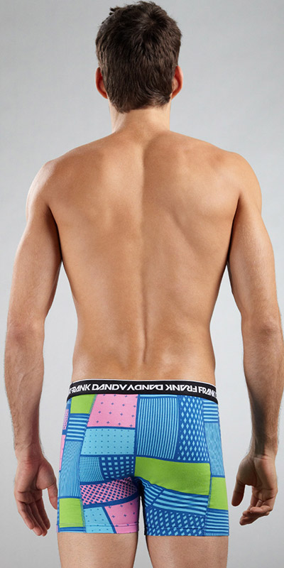 Frank Dandy Comic Square Boxer Brief