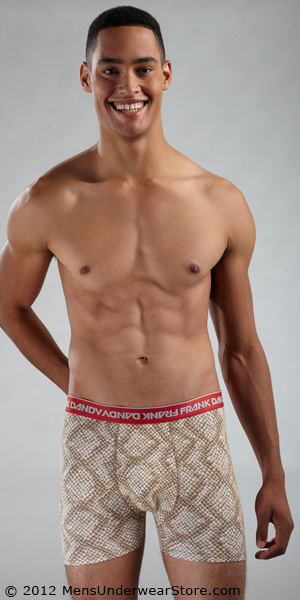 Frank Dandy Snakeskin Boxer Brief