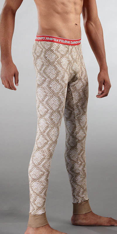 Frank Dandy Snakeskin Long Johns